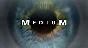 Medium (TV series) - Medium intertitle