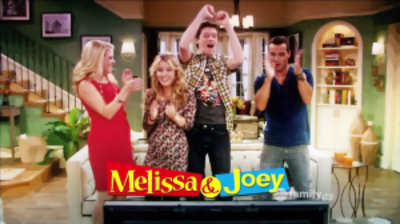 Picture of a TV show: Melissa & Joey