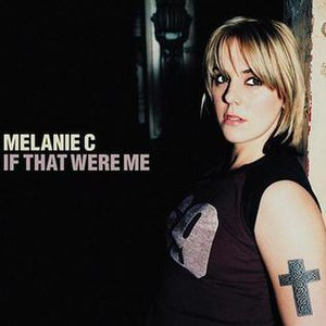 If That Were Me - Image: Melanie C If That Were Me Cover