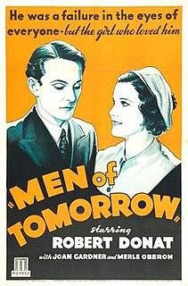 <i>Men of Tomorrow</i> 1932 film by Zoltan Korda, Leontine Sagan