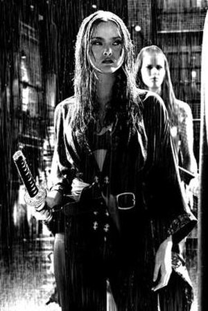 Miho (Sin City) - Devon Aoki as Miho in ''Sin City''