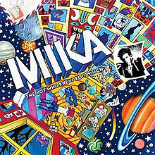 Mika - The Boy Who Knew Too Much (album).jpg