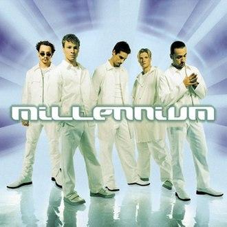 Millennium (Backstreet Boys album) - Image: Millennium cover