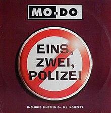 Mo-Do - Eins, Zwei, Polizei (studio acapella)