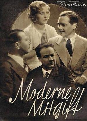 Modern Dowry - Image: Modern Dowry