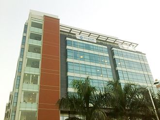 Mphasis - MphasiS at Bagmane Tech Park, Bangalore
