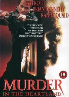 <i>Murder in the Heartland</i> 1993 television film directed by Robert Markowitz