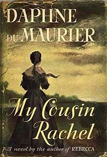 <i>My Cousin Rachel</i> 1951 novel by Daphne du Maurier