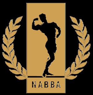 National Amateur Body-Builders' Association - Image: NABBA Logo