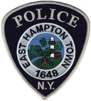 NY - East Hampton Town Police - New Style