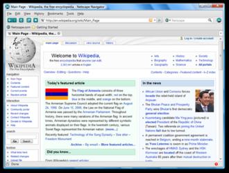 Netscape - Netscape Navigator 9.0