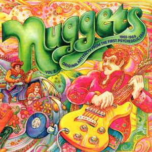 Nuggets: Original Artyfacts from the First Psychedelic Era, 1965–1968 - Nuggets, Original Artyfacts from the First Psychedelic Era, 1965-1968, Volume 2