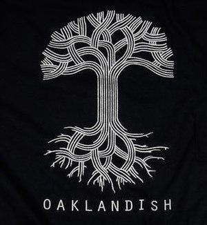 Oaklandish - Image: Oaklandish logo