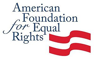 American Foundation for Equal Rights - Image: Official Logo of the American Foundation for Equal Rights
