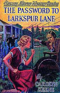 <i>The Password to Larkspur Lane</i>