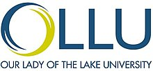 Our Lady of the Lake University revised logo.jpg