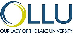 Our Lady of the Lake University - OLLU logo