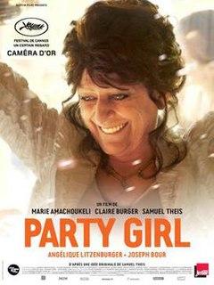 <i>Party Girl</i> (2014 film) 2014 film