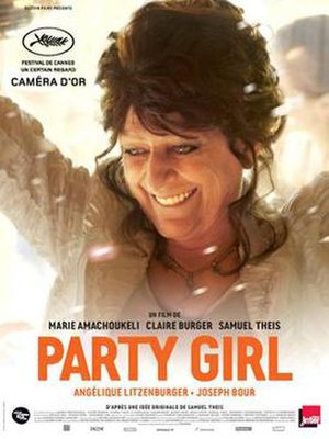 Party Girl (2014 film) - Film poster