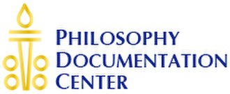 Philosophy Documentation Center - Image: Philosophy Documentation Center (logo)