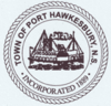 Official seal of Port Hawkesbury