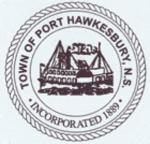 Port Hawkesbury - Image: Port hawkesbury crest
