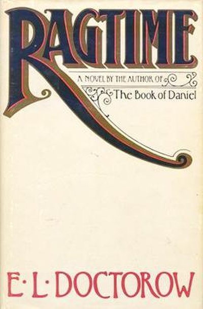 Picture of a book: Ragtime