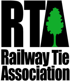 Railway Tie Association trade association to promote the use of wood crossties