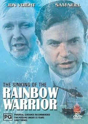 The Rainbow Warrior (film) - DVD cover