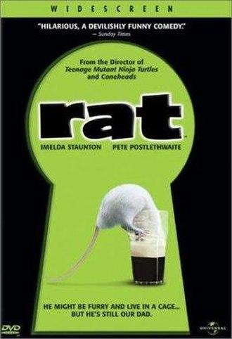 Rat (film) - DVD cover