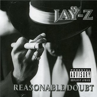 Reasonable Doubt (album) - Image: Reasonable Doubt New