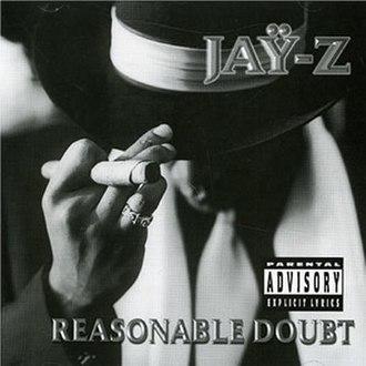 Reasonable Doubt (album) - Image: Reasonable Doubt New