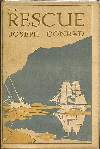 The Rescue (Conrad novel) - First edition