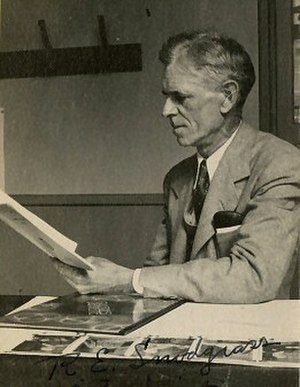 Robert Evans Snodgrass - At the US Bureau of Entomology, 1932