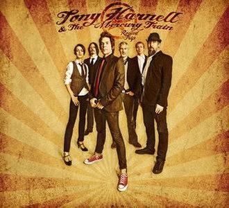 Round Trip (Tony Harnell album) - Image: Round Trip (Tony Harnell album)