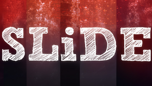Slide (TV series) - Image: S Li DE Title Card