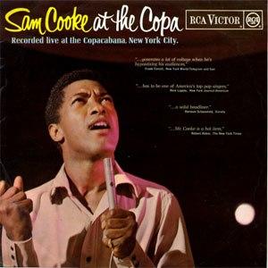 Sam Cooke at the Copa - Image: Sam Cooke Copa