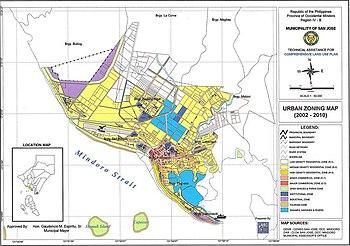 San Jose, Occidental Mindoro - Wikipedia