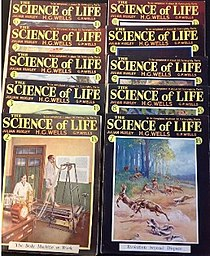 <i>The Science of Life</i> book by Herbert George Wells