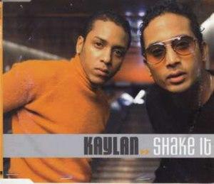 Shake It (Kaylan song) - Image: Shake It by Kaylan