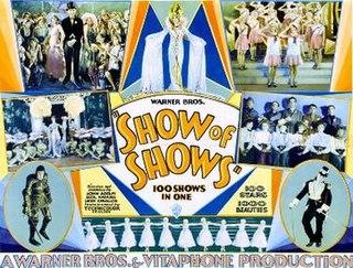 <i>The Show of Shows</i> 1929 film