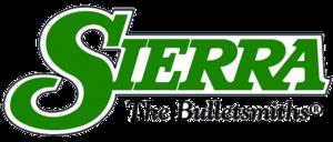 Sierra Bullets - Image: Sierra Bullets Logo