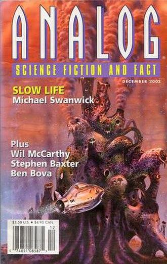 Slow Life (novelette) - Image: Slow Life 2002