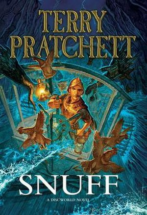 Snuff (Pratchett novel) - Cover by Paul Kidby