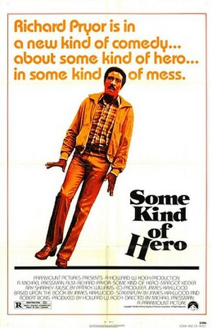 Some Kind of Hero - The movie poster for Some Kind of Hero.