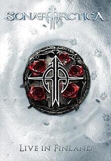 <i>Live in Finland</i> 2011 live album by Sonata Arctica