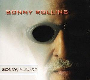 Sonny, Please - Image: Sonny, Please