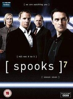 <i>Spooks</i> (series 7) seventh series of the BBC espionage television series Spooks