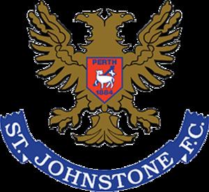St Johnstone F.C. - Image: St Johnstone FC crest new