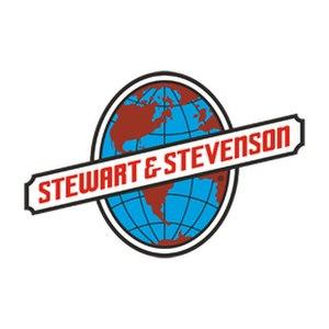 Stewart & Stevenson - Image: Stewartand Stevenson Logo
